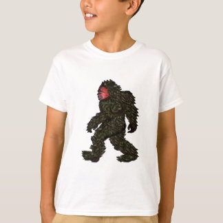 Camiseta Pinhos de Bigfoot