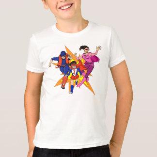 Camiseta Pinkgirl, o Scone, e jazzístico