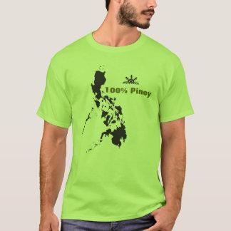 Camiseta Pinoy 100%