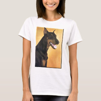 Camiseta Pinscher do Doberman