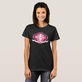 Camiseta Pinta para fora T básico das meninas de Lafayette