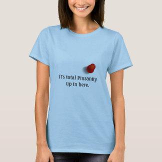 Camiseta Pinterest - t-shirt total de Pinsanity
