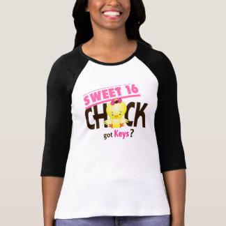 Camiseta Pintinho 1 do doce 16