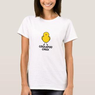 Camiseta Pintinho de Cockapoo
