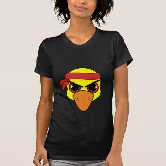 Camiseta Pintinho de Ninja