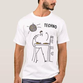 Camiseta Pintinho de Techno