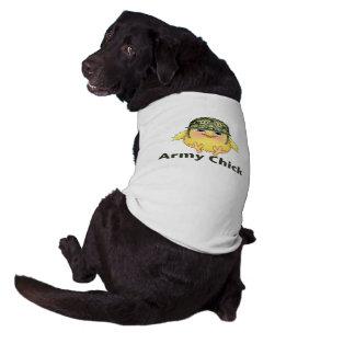 Camiseta Pintinho do exército