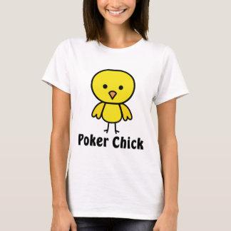 Camiseta Pintinho do póquer