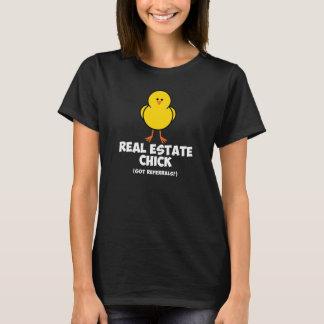 Camiseta Pintinho dos bens imobiliários