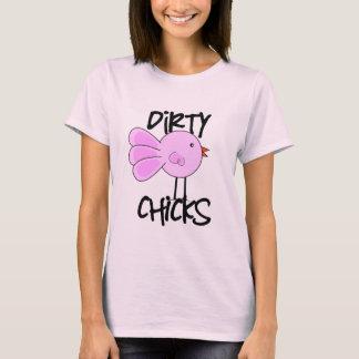 Camiseta Pintinhos sujos