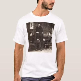 Camiseta Pintores Everett Shinn Robert Henri John Sloan