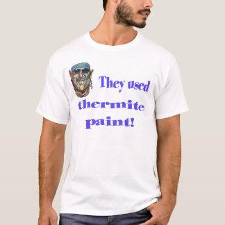 Camiseta Pintura de Thermite
