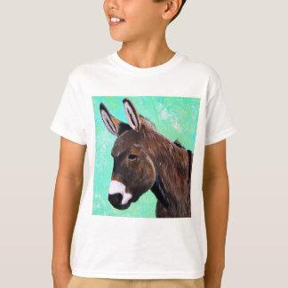 Camiseta Pintura do asno