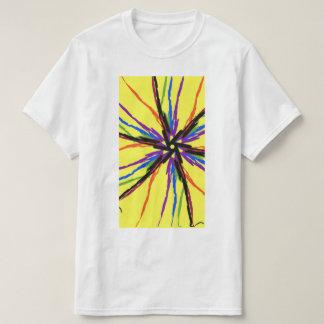 Camiseta Pintura do design