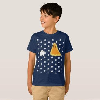 Camiseta Pipoca contra o Nacho