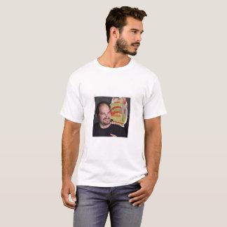 Camiseta Pipoca queimada