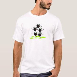 Camiseta Pirâmide estrangeira