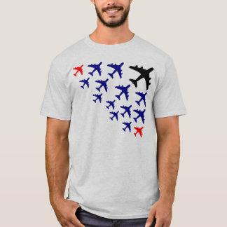 Camiseta Pirâmide plana