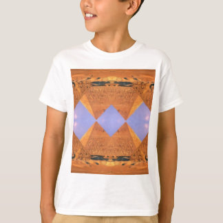 Camiseta Pirâmides psicadélicos