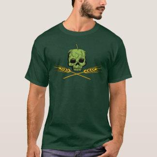 Camiseta Pirata da fermentação home