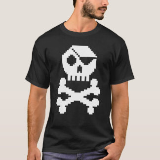 Camiseta Pirata de Digitas