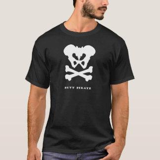 Camiseta Pirata do bumbum