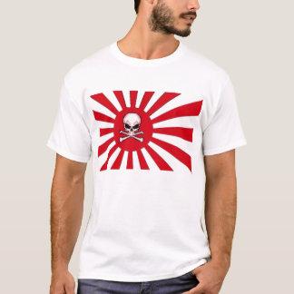 Camiseta Pirata do Kamikaze