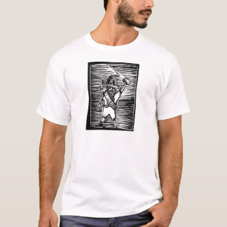 Camiseta Pirata do Woodcut