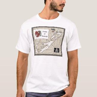 Camiseta Piratas de Bermuda