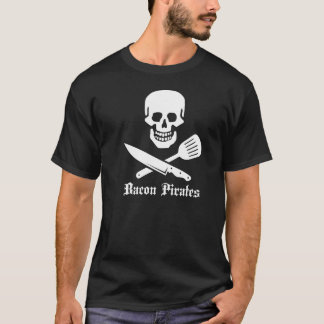 Camiseta Piratas do bacon