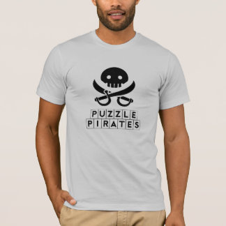 Camiseta Piratas do quebra-cabeça