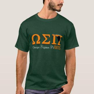 Camiseta Piratas do Sigma de Omega