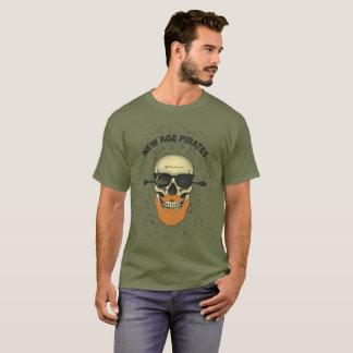 Camiseta Piratas novos da idade