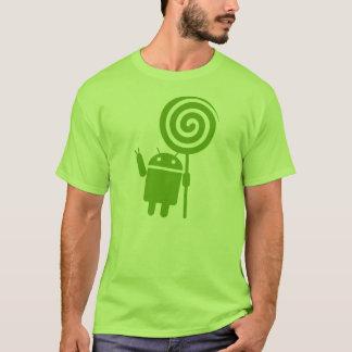 Camiseta Pirulito oficial do Android
