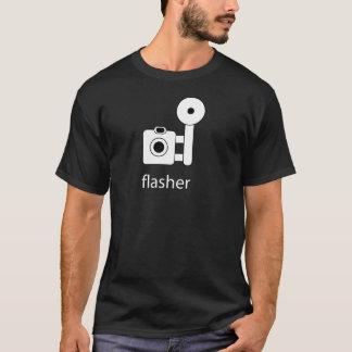 Camiseta Pisca-pisca