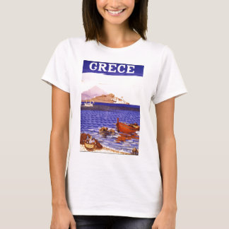 Camiseta piscina do grece