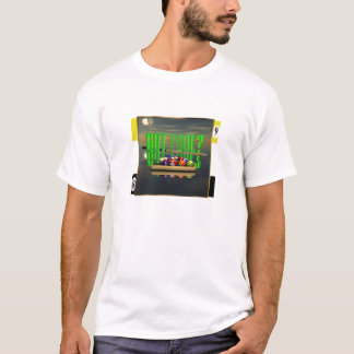 Camiseta Piscina obtida