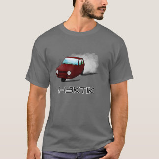 Camiseta Pisco de peito vermelho Reliant de Hektik