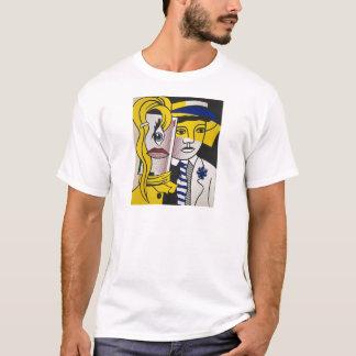 Camiseta Piso para fora