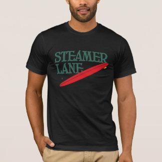 Camiseta Pista do navio a vapor de Stephen Hosmer