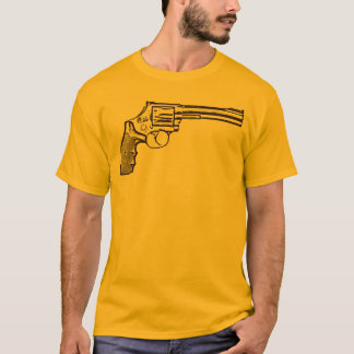 Camiseta Pistola