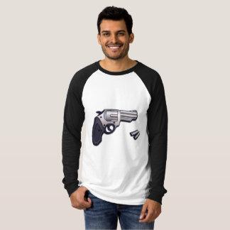 Camiseta pistola da arma