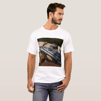 Camiseta Pistola do Flintlock