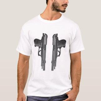 Camiseta pistolas de 9mm
