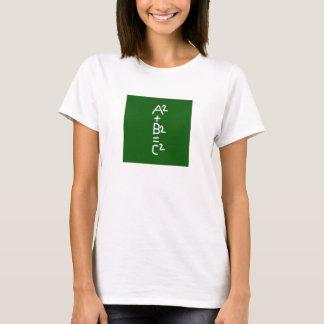 Camiseta Pitagórico