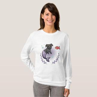 Camiseta Pitbull 2 da sereia