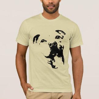 Camiseta Pitbull coube o t-shirt americano do roupa