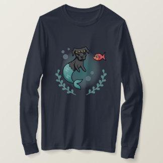 Camiseta Pitbull da sereia