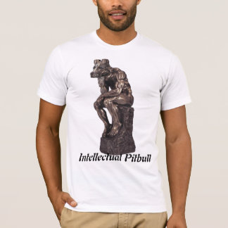 Camiseta Pitbull intelectual