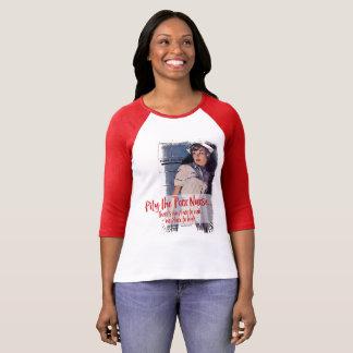 Camiseta Pity o t-shirt pobre da enfermeira